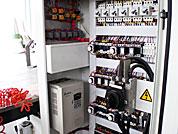 Четырехсторонний станок Richman VH-M412 - электрический шкаф
