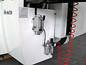 Четырехсторонний станок Richman VH-M412 - система смазки