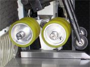 Четырехсторонний станок Richman VH-M412 - полиуритановые вальцы