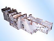 Четырехсторонний станок Richman VH-M412 - станина